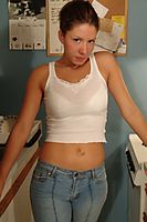Perfect Shape On This Superhot Canadian Teen - Picture 12